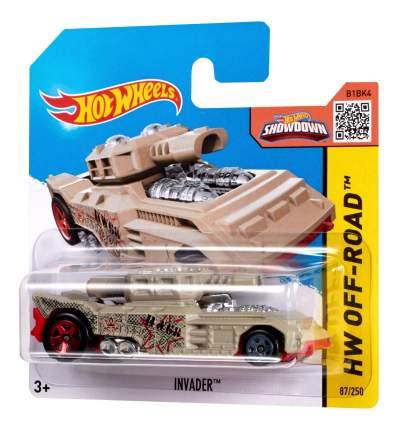 Машина военная Hot Wheels Invader 5785 CFK42
