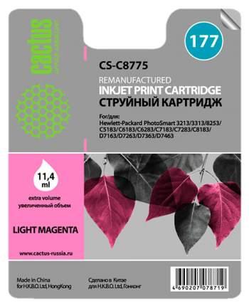 Картридж для струйного принтера Cactus CS-C8775