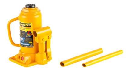 Домкрат Stayer PROFI 43160-10 гидравлический бутылочный 10 т 200-385 мм