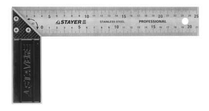 Угольник столярный Stayer 3431-25_z01