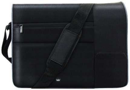 "Сумка для ноутбука 17"" Crown СМВ-568 Black"