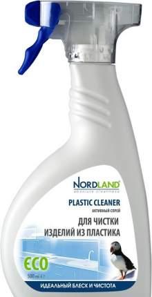 Активный спрей Nordland eco для чистки изделий из пластика 500 мл
