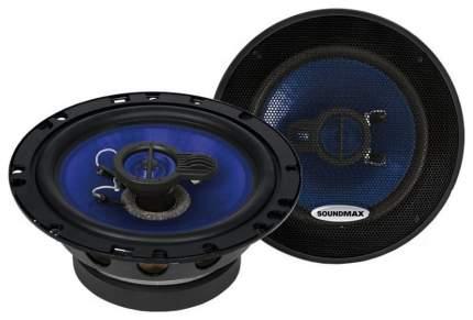 Автомобильные колонки Soundmax SM-CSE603, Черная