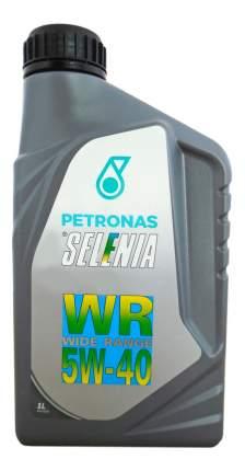 Моторное масло Selenia WR SAE 5W-40 1л