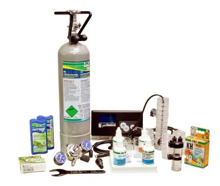 Система CO2 для аквариума JBL ProFlora m1003, для аквариумов от 300 до 1000 литров, 2кг