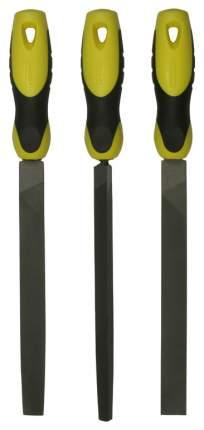 Набор напильников Stanley 0-22-464 200мм (плоский. полукруглый, трехгранный)