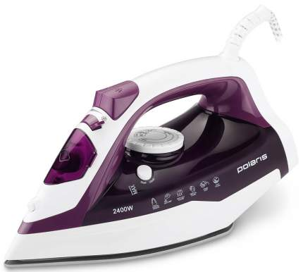Утюг Polaris PIR 2478K White/Purple