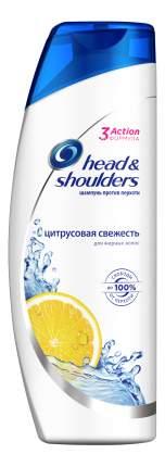 Шампунь Head & Shoulders Цитрусовая свежесть для жирных волос 400 мл