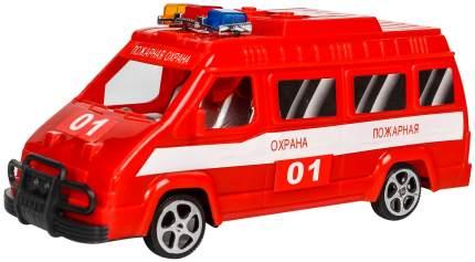 Машинка пластиковая Junfa Toys инерционная 3 вида