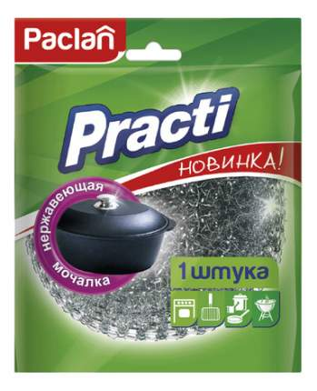 Мочалка металлическая Paclan 40826040810278408005