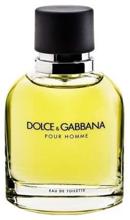 Туалетная вода Dolce&Gabbana Pour Homme 75 мл