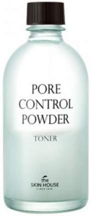 Тонер для лица THE SKIN HOUSE Pore Control Powder Toner, 130 мл