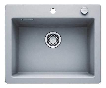 Мойка для кухни керамическая Blanco PALONA 6 520927 серый алюминий