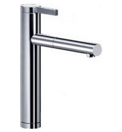 Смеситель для кухонной мойки Blanco LINEE-S 517593 нержавеющая сталь