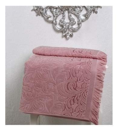 Банное полотенце KARNA розовый