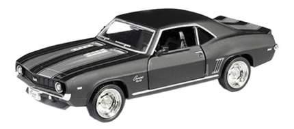 Машинка инерционная Autotime Chevrolet Camaro 1969