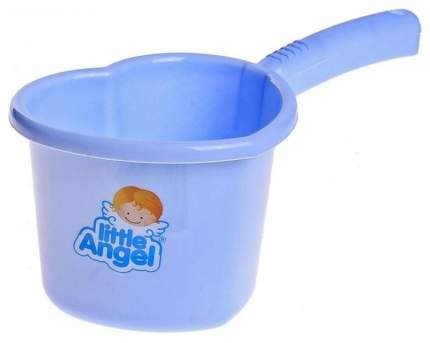 Ковшик для купания Plastic Republic Little Angel Голубой