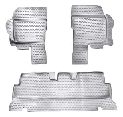 Комплект ковриков в салон автомобиля Autofamily для UAZ (NLC.54.06.210k)