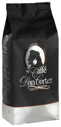 Кофе в зернах Carraro don Cortez black 1000 г