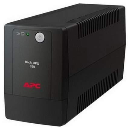 Источник бесперебойного питания APC Back-UPS 650VA