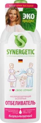 Отбеливатель для белья Synergetic усиливает белизну 1 л