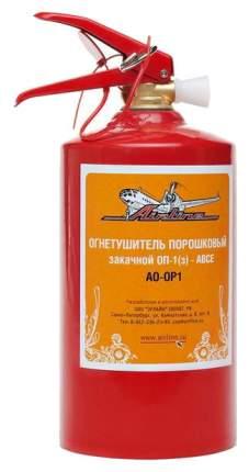 Огнетушитель автомобильный Airline AO-OP1