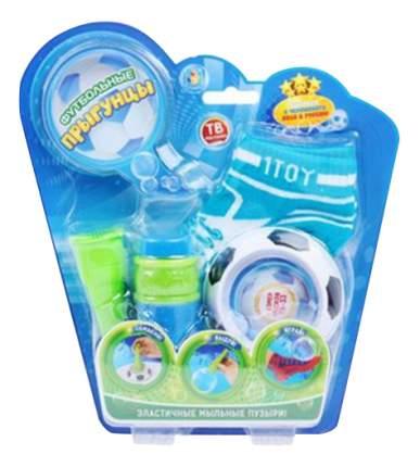 Мыльные пузыри 1 TOY Футбольные прыгунцы