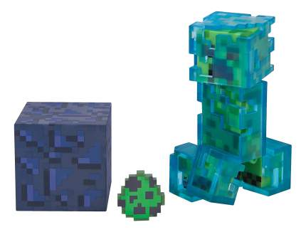Набор фигурок Jazwares Games: Minecraft: Creeper pack