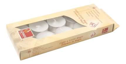 Свеча SPAAS Чайные 10 шт.