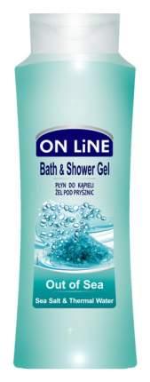 Пена для ванн ON LiNE Морская соль и термальная вода 750 мл