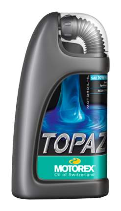 Моторное масло Motorex Topaz 10w40 1л 302615