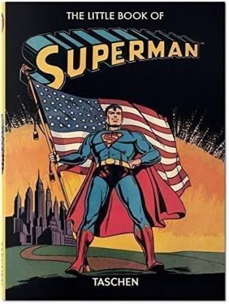 Комикс The Little Book of Superman