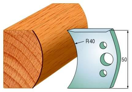 Комплект из 2-х ножей 50x4 SP CMT 690.555