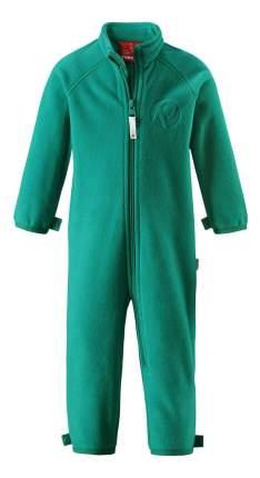 Комбинезон детский Reima Fleece overall Ester 74-98 зеленый флисовый р.98