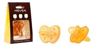 Латексная пустышка анатомическая HEVEA Crown