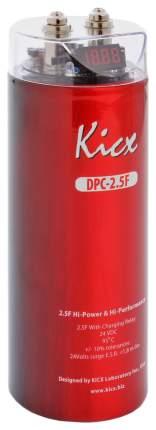 Конденсатор для автоакустики KICX DPC 2,5F 2030142 2,5Ф