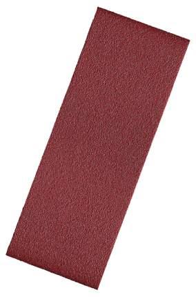 Лента шлифовальная для ленточных шлифмашин MATRIX P80 100 х 610 мм 3 шт 74289