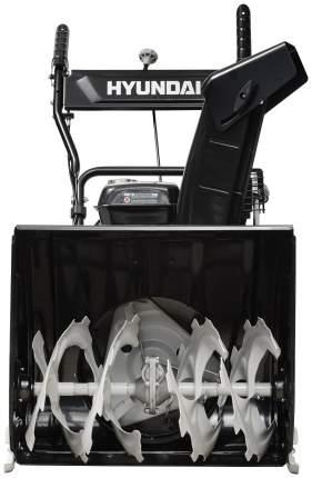 Бензиновый снегоуборщик HYUNDAI S 5555