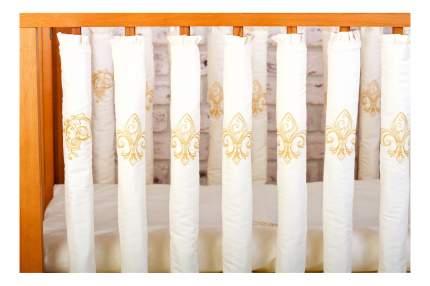 Текстильный бортик для кроватки Cloud factory Royal Baby, 12 шт CF-1-RB