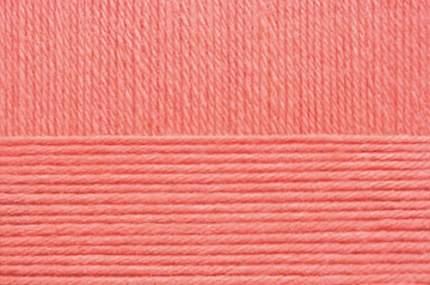 Пряжа для вязания Пехорка Элегантная 10 шт. по 100 г 250 м цвет 351 св,коралл