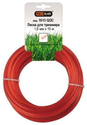Леска для триммера Prorab 1615QDC О0000004544