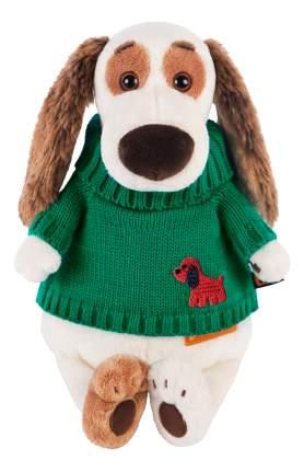 Мягкая игрушка BUDI BASA Бартоломей в Зеленом Свитере Bart27-007