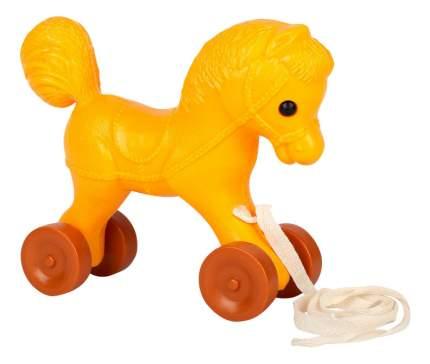 Каталка детская Рославльская игрушка Лошадка 9107