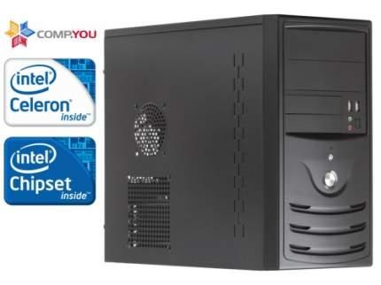 Домашний компьютер CompYou Office PC W170 (CY.580502.W170)
