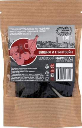 Мармелад Традиции Белева желейно-ягодный вишня и глинтвейн 100 г