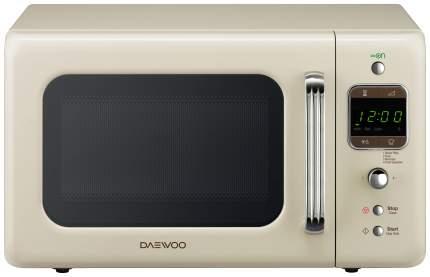 Микроволновая печь соло Daewoo KOR-6LBRC grey