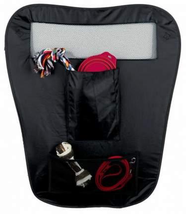 Автогамак для собак Trixie автомобильная перегородка складная 13175, 60/44 Х 69 см, черный