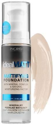Тональный крем INGRID Ideal Matt 300