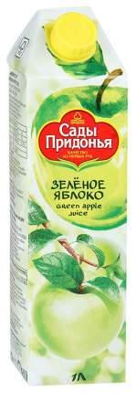 Сок Сады Придонья зеленое яблоко 1 л