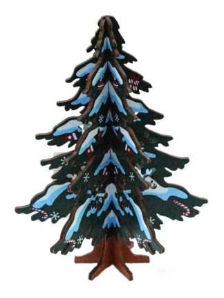 Ель искусственная Новогодняя сказка 17 см